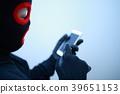범죄 (불법 범인 악인 번째 사정 모자 변장 용의자 사건 범죄자 흉악 사기 인터넷 스마트 폰) 39651153