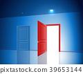 open, door, light 39653144