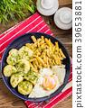 egg potato cooking 39653881
