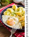 egg potato cooking 39653884