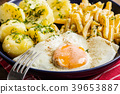 egg potato cooking 39653887