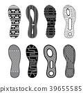 print, footprint, footwear 39655585