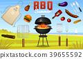 bbq, barbecue, grill 39655592