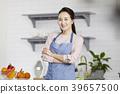 房子,生活,家庭主婦,女人,韓國人 39657500