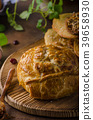 Puff pastry stuffed by camembert 39658930