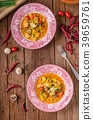 Chicken curry vegetable delish food 39659761