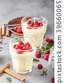 pudding milk cream 39660065