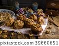 muffins chocolate dark 39660651