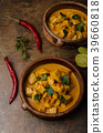 Delicious chicken curry 39660818
