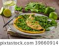 omelette, egg, omelet 39660914