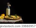 cake, lemon, food 39660957