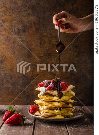 The original Belgian waffles 39661575