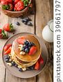 pancakes, pancake, breakfast 39661797