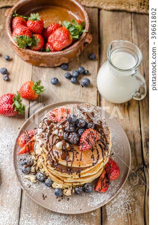 Original american pancakes 39661802