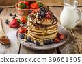 pancakes, pancake, american 39661805