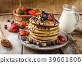 pancakes, breakfast, food 39661806