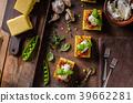 polenta grilled tomato 39662281