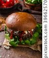 burger cheese beef 39662570