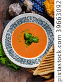 Roasted tomato soup 39663092