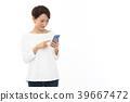 小姐智能手機 39667472