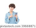 小姐智能手機 39668871