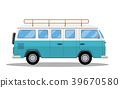 van, car, travel 39670580