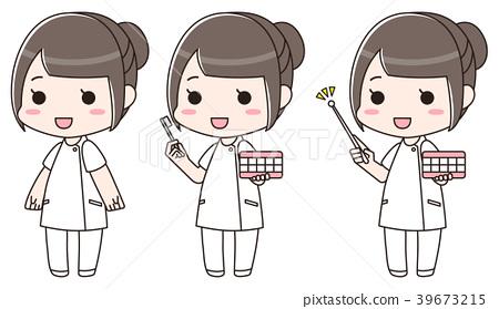 dental hygenist, female, females 39673215