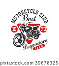 club, logo, motorcycle 39678325