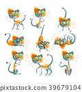 cat, robot, animal 39679104