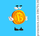 character bitcoin currency 39679136