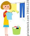 圍裙女洗 39681229