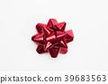 Ribbon on white background 39683563