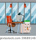 office, business, interior 39689146