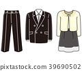 禮服 正式裝束 服裝 39690502