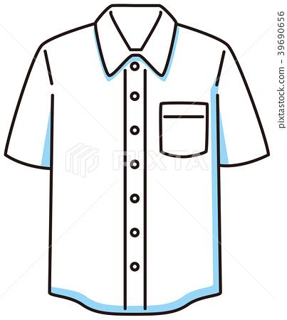 短袖襯衫 39690656