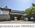 城堡 大门 门 39690822