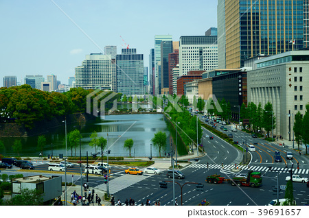 日比谷 城市景觀 東京 39691657