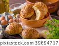 Homemade cheese buns 39694717