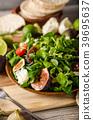 Delicious figs salad 39695637