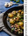 감자, 풀, 허브 39696511