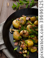 감자, 풀, 허브 39696525