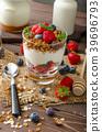granola,fruit,food 39696793