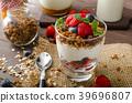 granola,fruit,food 39696807