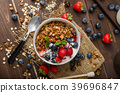 granola,fruit,food 39696847