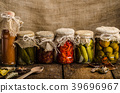 pickled vegetables pickles 39696967
