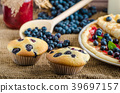 muffin food blueberry 39697157