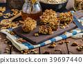 Baked granola 39697440