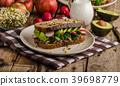avocado, sandwich, healthy 39698779