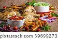 Piri piri spicy chicken 39699273