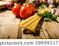 spaghetti, pasta, tomato 39699317